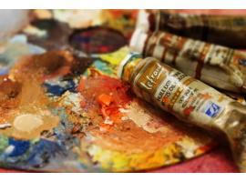 Масляные краски Lefranc & Bourgeois